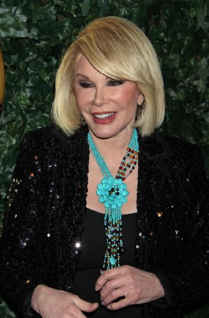 Joan Rivers Subject Of Twitter Death Hoax
