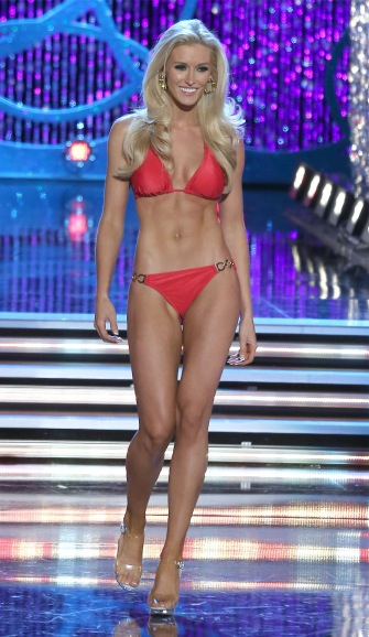 Miss America 2013 Beauty Contestants - Miss District of Columbia Allyn Rose