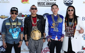Far East Movement attend the 2012 Billboard Awards.