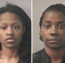 National Ledger - Fight over parking spot (Video) Women slug it out, two arrested