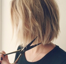 National Ledger - Lauren Conrad Cuts Hair Off Again - Weekly Chop