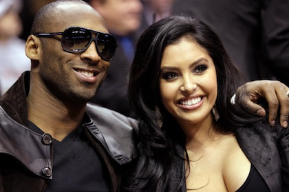 Kobe and Vanessa are staying together - but will the Lakers dump him after the season?